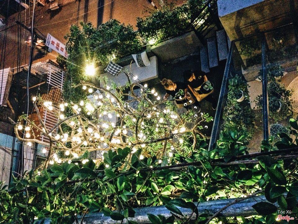 Những quán cafe đẹp ở các quận trung tâm Sài Gòn. Ảnh 11