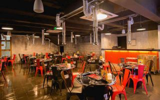 K-Pub - Korean BBQ Garden - Times City