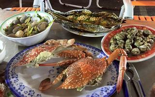 Hải Sản Cô Thy - Chợ Đêm Vũng Tàu