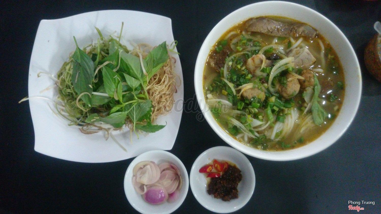 Quán Bún Bò Huế Ngon Huyện Hóc Môn