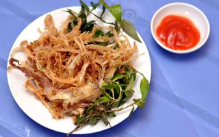 Khô Mực Chiên Nước Mắm - Nguyễn Trãi
