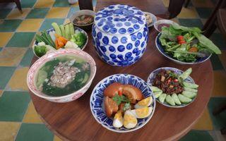 Cơm Việt Nam