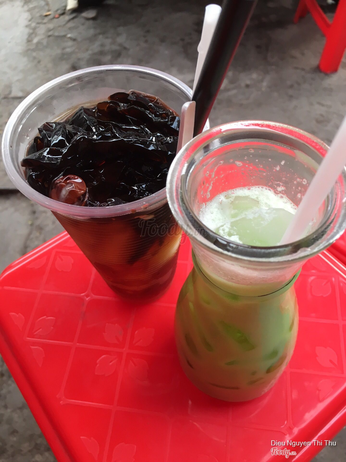 Quán Trà Chanh Ăn Vặt Ngon Quận Bình Thạnh