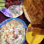 Hồ lô nướng,bánh hành trứng,bánh pho mai gà xé,bánh tráng dẻo