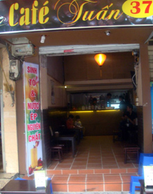 Tuấn Cafe - Sữa Chua Dẻo