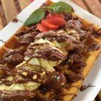 bánh Gaufre (Waffle)