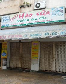 Đặc Sản Hào Sữa - Trương Vĩnh Ký