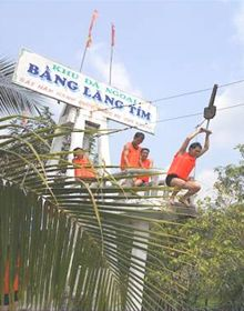 Khu Du Lịch Sinh Thái Bằng Lăng Tím