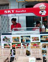 Thiên Du Sky Sushi - Sushi Vỉa Hè Đường Phố