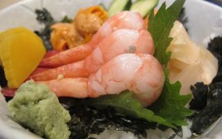 Sushi Shin - Sushi Vỉa Hè