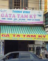 Gà Ta Tam Kỳ Thanh Vinh