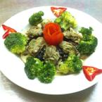 Món Hào phát tài (hoe see phat choy) theo phong tục người Hoa, ăn đem lại may mắn trong kinh doanh