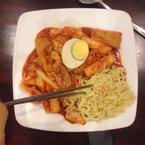 Bánh gạo cay