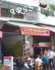 Iris Cafe - Trương Quốc Dung