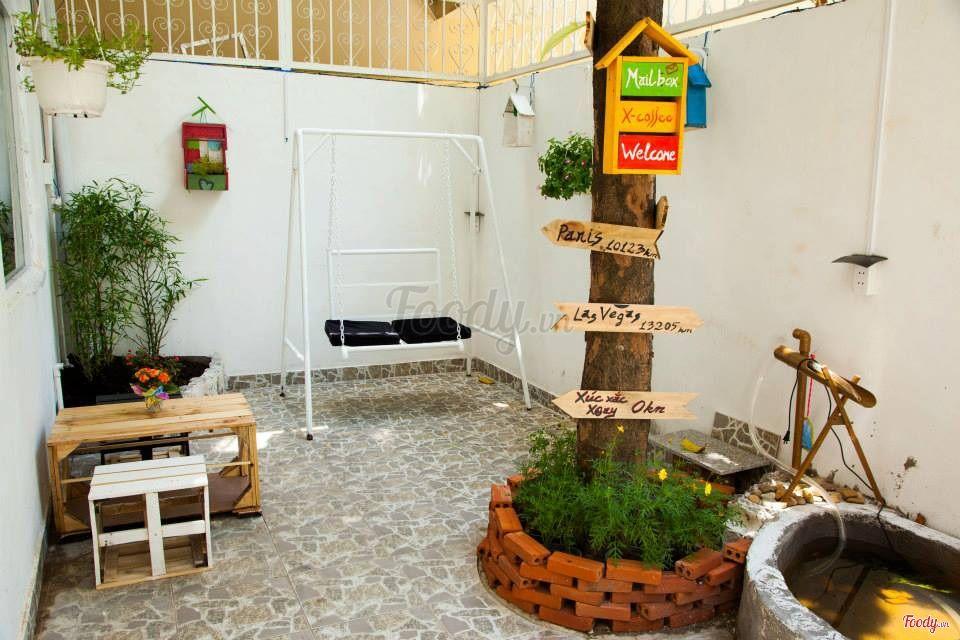 Những quán cafe đẹp ở các quận trung tâm Sài Gòn. Ảnh 16