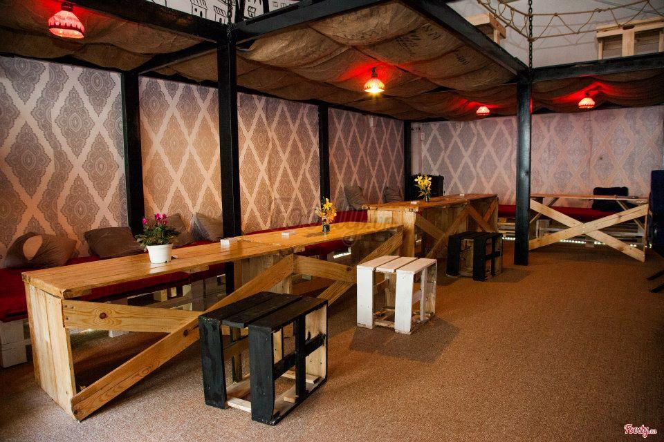 Những quán cafe đẹp ở các quận trung tâm Sài Gòn. Ảnh 17
