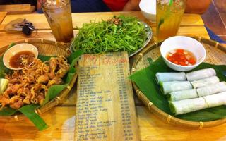 Ngõ 8 - Trà Chanh & Lẩu Riêu Cua Đồng - Cù Lao