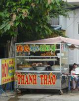 Thanh Thảo - Bánh Mì, Xôi Mặn