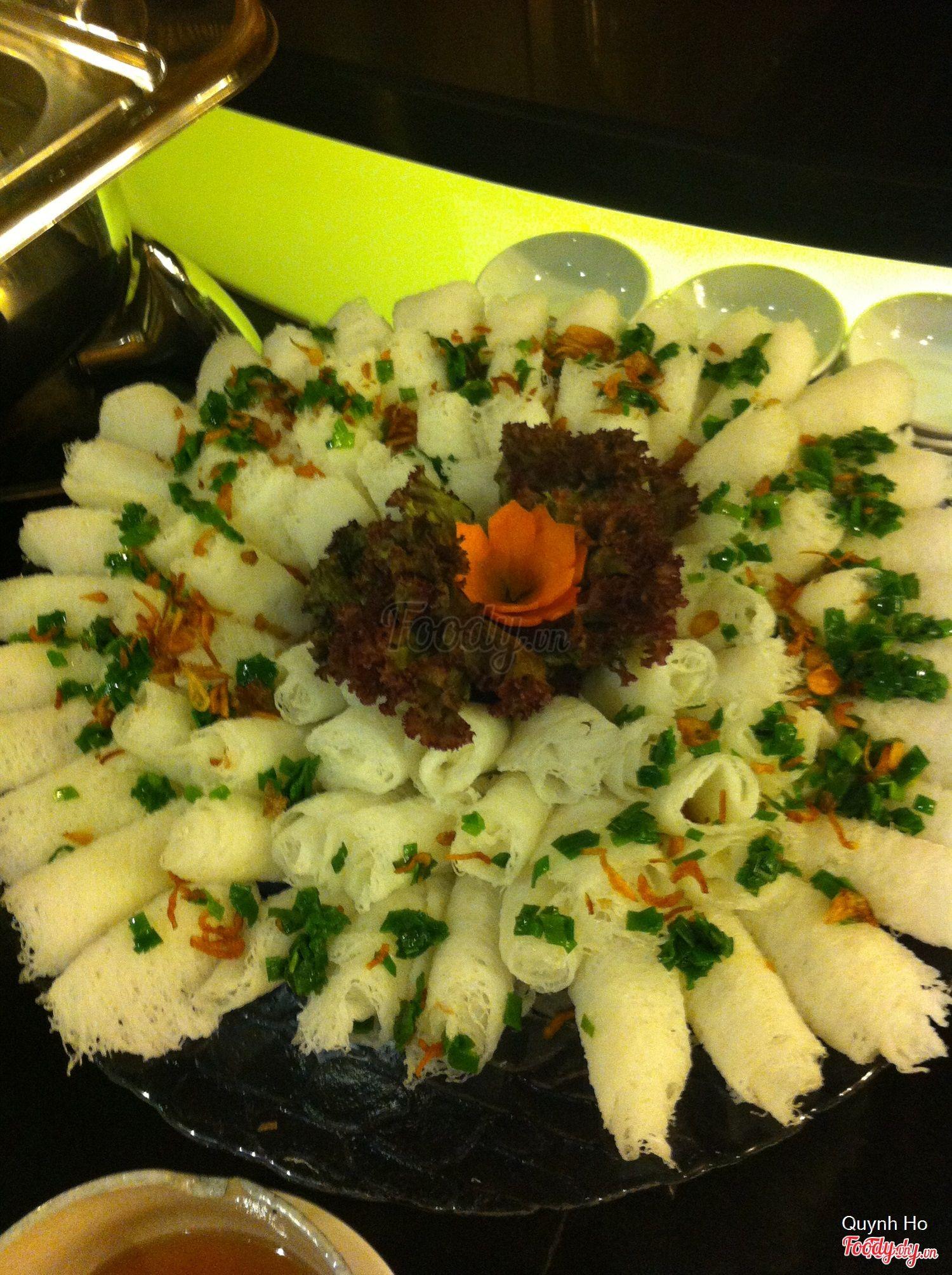 buffet Hoàng Yến khuyến mãi