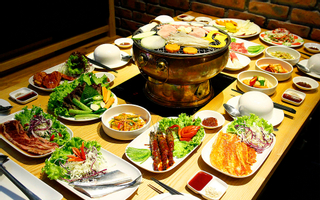 Buffet Lẩu Nướng Sariwon - Royal City