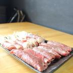 bò phô mai + bò kimchâm