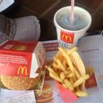 Big Mac. Với giá 85k thì mình thấy quá rẻ :))))))))