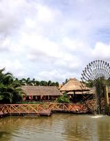 Tháp Ngà - Ẩm Thực Sinh Thái