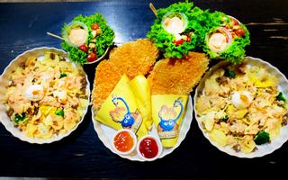 Mr. Potato - Lê Lai