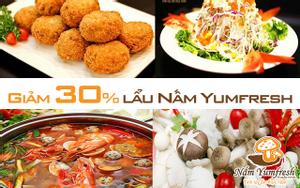 Nấm Yumfresh - Nguyễn Bỉnh Khiêm