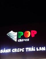 Pop Crepes - Lê Thị Riêng