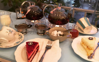Partea - English Tearoom