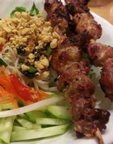 Bún Thịt Nướng Bà Tám - Lê Hồng Phong