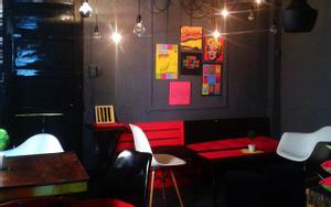 Cafe nhỏ xinh