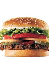 Burger King - Lò Đúc