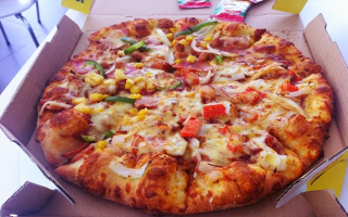 Domino's Pizza - Giảng Võ