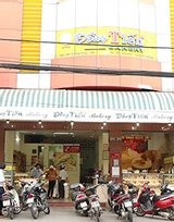 Đồng Tiến Bakery - Quang Trung