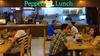 Pepper Lunch - Tự nướng bò trên chảo gang
