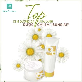 """[Now Products] TOP kem dưỡng ẩm mùa lạnh được chị em """"sủng ái"""""""