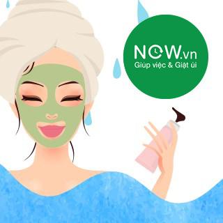 [NOW] Hãy yêu bản thân hơn vì đã có dịch vụ GIẶT ỦI & GIÚP VIỆC của NOW
