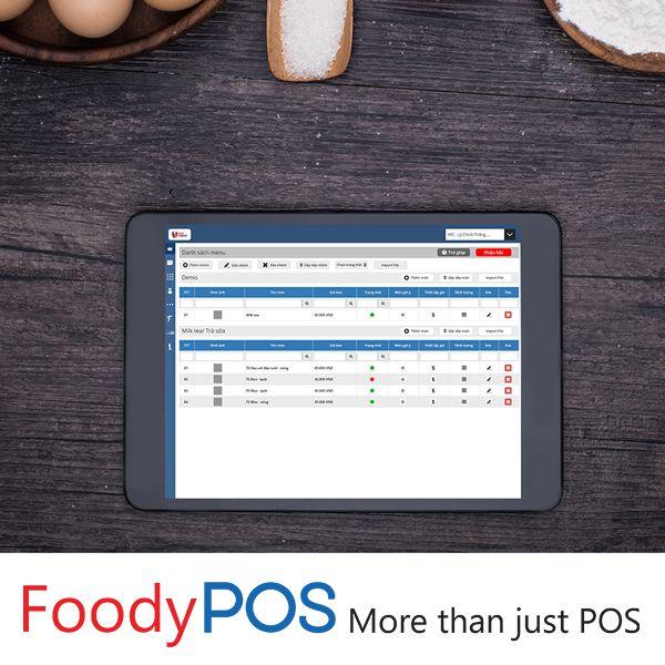 Mobile POS – Phần mềm bán hàng trên điện thoại, tablet