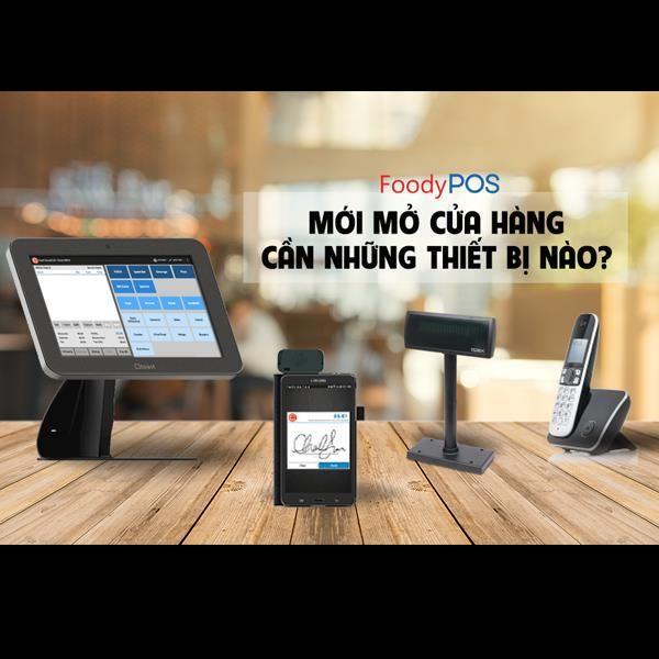 Khi mở nhà hàng, quán cafe bạn cần những thiết bị nào?