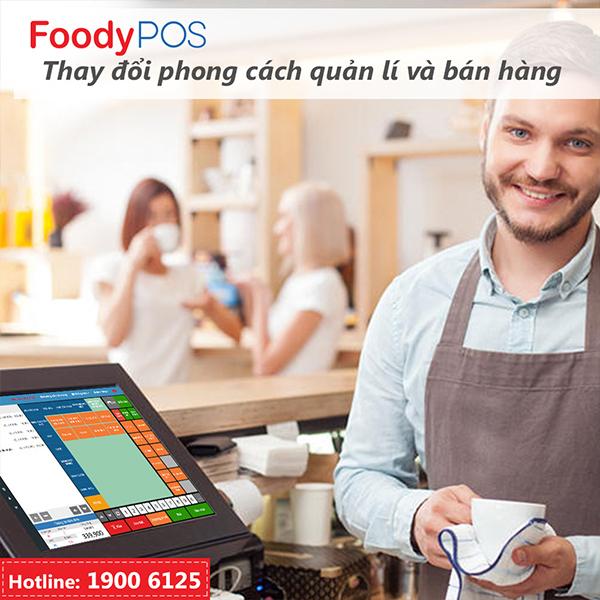 Thay Đổi Phong Cách Quản Lí Và Bán Hàng Với FoodyPOS