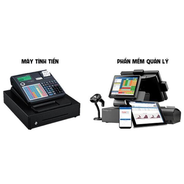 Máy tính tiền hay phần mềm quản lý bán hàng?