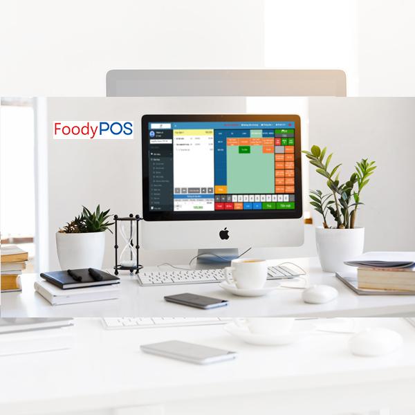 Phần mềm tính tiền NowPOS - Được phát triển bởi Foody