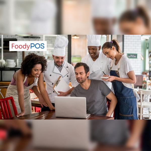 Hướng dẫn thiết lập tài khoản nhân viên bằng FoodyPOS