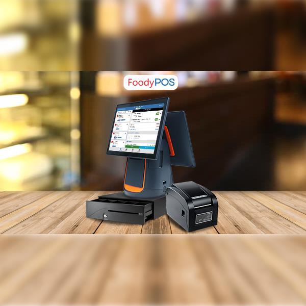 FoodyPOS: Máy tính tiền tốt nhất cho quán cafe
