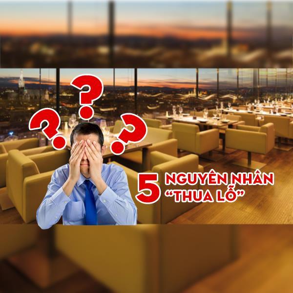 5 điều khiến việc kinh doanh hàng ăn ngày càng đi xuống