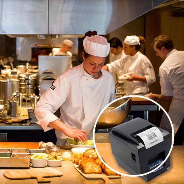 Máy in order bếp - Thiết bị nhà hàng cần thiết trong quy trình quản lý
