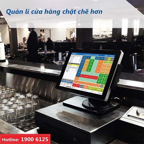 Phần mềm quản lý NowPOS giúp quản lý cửa hàng chặt chẽ hơn