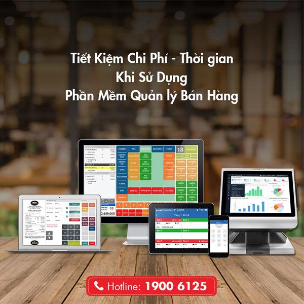 Tiết Kiệm Chi Phí – Thời Gian Khi Sử Dụng NowPOS